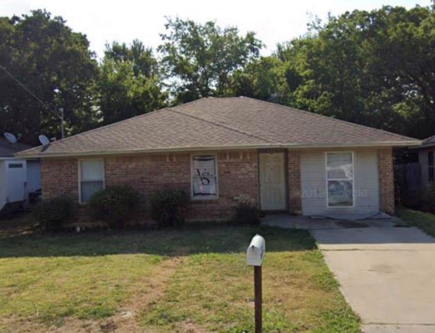 921 Baldwin Street, Denton, TX 76205 (MLS #14194258) :: Lynn Wilson with Keller Williams DFW/Southlake