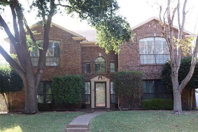 6813 Newell Avenue, Plano, TX 75023 (MLS #14194276) :: Baldree Home Team