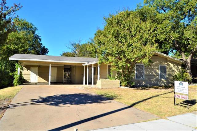 7716 Ewing Avenue, Fort Worth, TX 76116 (MLS #14194335) :: The Real Estate Station