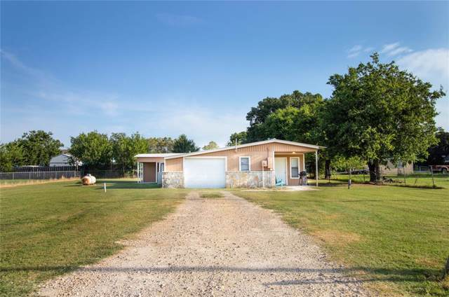 206 E 7th Street, Tolar, TX 76476 (MLS #14194348) :: RE/MAX Town & Country