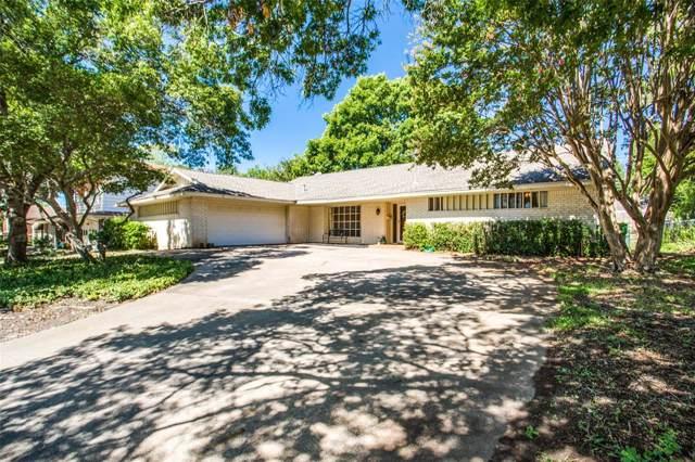 3520 Walton Avenue, Fort Worth, TX 76133 (MLS #14194408) :: Real Estate By Design