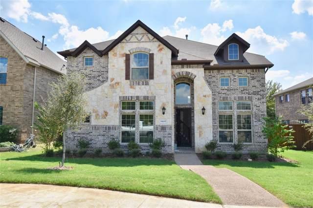 11617 Cedar Springs Drive, Frisco, TX 75035 (MLS #14194496) :: The Kimberly Davis Group
