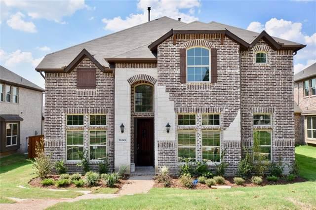 13249 Wimberley Drive, Frisco, TX 75035 (MLS #14194507) :: The Kimberly Davis Group
