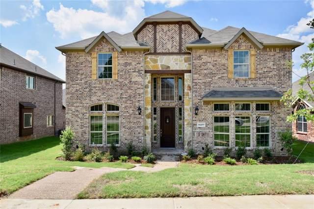13277 Wimberley Drive, Frisco, TX 75035 (MLS #14194519) :: The Kimberly Davis Group