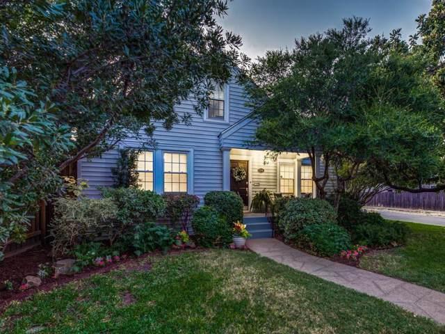 839 N Winnetka Avenue, Dallas, TX 75208 (MLS #14194522) :: All Cities Realty