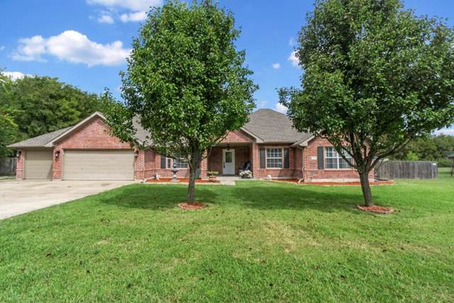 122 Carrington Drive, Fate, TX 75032 (MLS #14194594) :: RE/MAX Landmark
