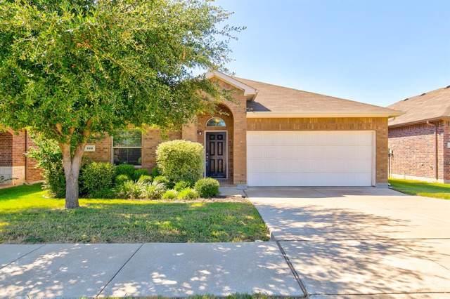 908 Iona Drive, Fort Worth, TX 76120 (MLS #14194607) :: Kimberly Davis & Associates