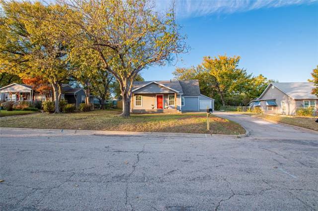 5512 Dartmouth Avenue, River Oaks, TX 76114 (MLS #14194640) :: The Kimberly Davis Group