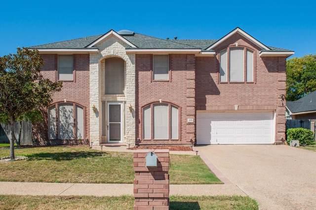 418 Hampton Circle, Grand Prairie, TX 75052 (MLS #14194662) :: Lynn Wilson with Keller Williams DFW/Southlake
