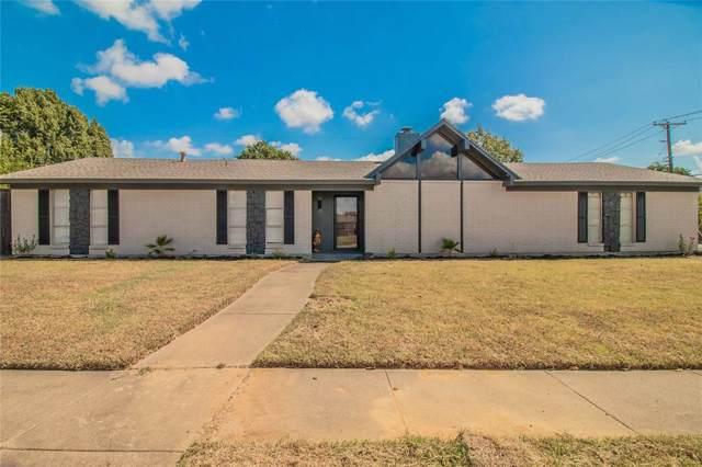2100 Hurstview Drive, Hurst, TX 76054 (MLS #14194667) :: The Chad Smith Team