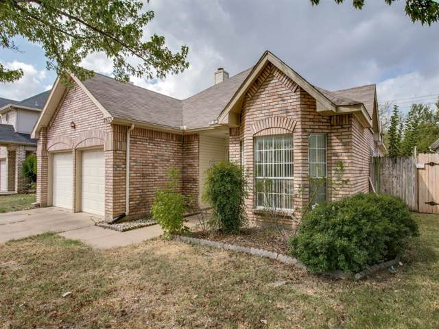 2973 Salado Trail, Fort Worth, TX 76118 (MLS #14194753) :: RE/MAX Town & Country