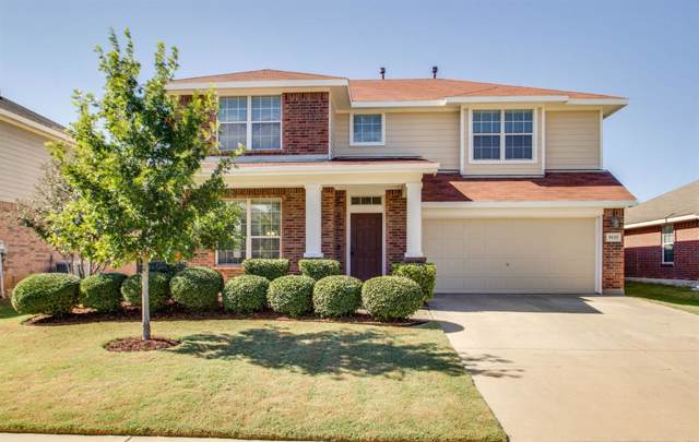 9133 Liberty Crossing Drive, Fort Worth, TX 76131 (MLS #14194834) :: All Cities Realty
