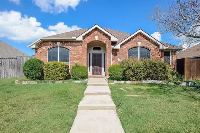 2410 Fieldcrest Drive, Rockwall, TX 75032 (MLS #14194863) :: Lynn Wilson with Keller Williams DFW/Southlake