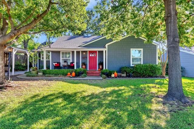 3105 Bigham Boulevard, Fort Worth, TX 76116 (MLS #14194899) :: Baldree Home Team