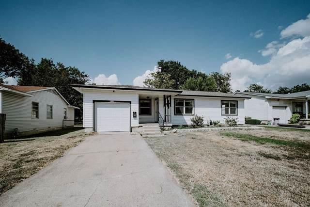 2319 Cartwright Street, Irving, TX 75062 (MLS #14194920) :: Lynn Wilson with Keller Williams DFW/Southlake