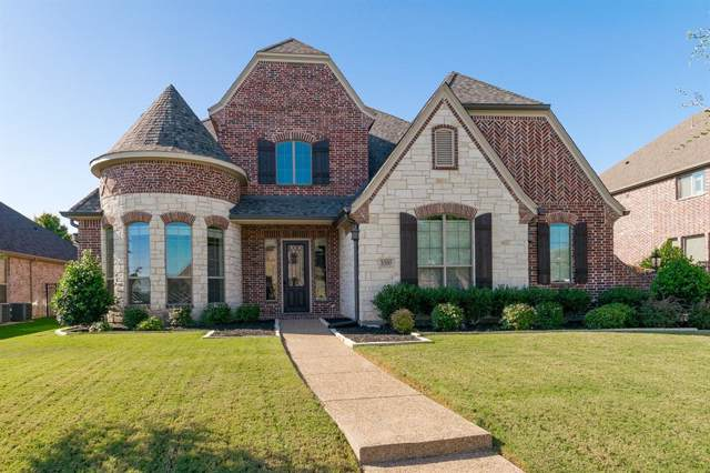 1300 Circle J Trail, Prosper, TX 75078 (MLS #14194924) :: Real Estate By Design