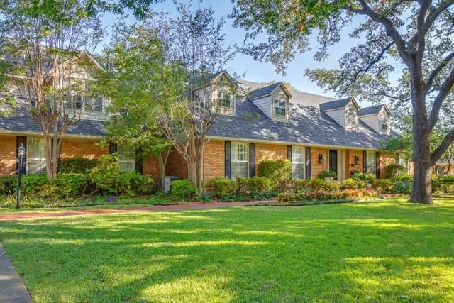 7029 Briar Cove Drive, Dallas, TX 75254 (MLS #14194943) :: RE/MAX Town & Country