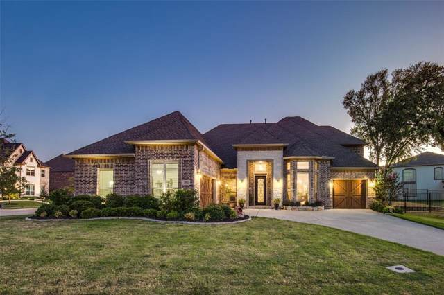 6632 Via Italia Drive, Flower Mound, TX 75077 (MLS #14194950) :: HergGroup Dallas-Fort Worth
