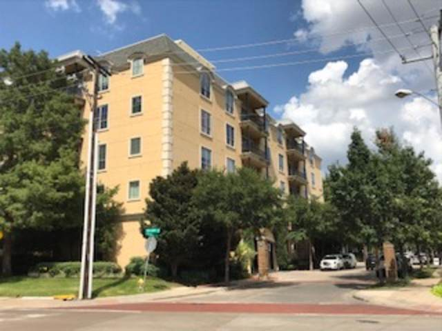 2300 Leonard Street #307, Dallas, TX 75201 (MLS #14195008) :: RE/MAX Pinnacle Group REALTORS