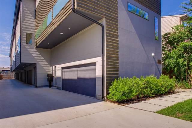 1725 Bennett Avenue #106, Dallas, TX 75206 (MLS #14195042) :: Robbins Real Estate Group