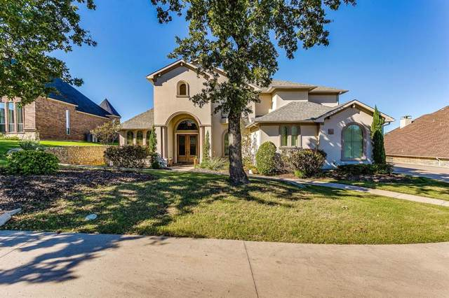 12549 Avondale Ridge Drive, Fort Worth, TX 76179 (MLS #14195098) :: The Tierny Jordan Network