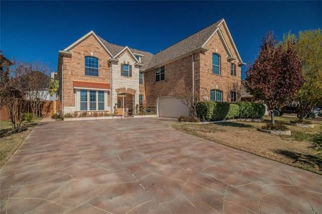 2228 Condor Street, Grand Prairie, TX 75052 (MLS #14195126) :: Vibrant Real Estate