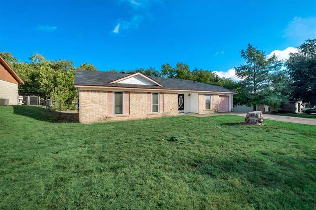 158 Parkway Drive, Fort Worth, TX 76134 (MLS #14195130) :: All Cities Realty