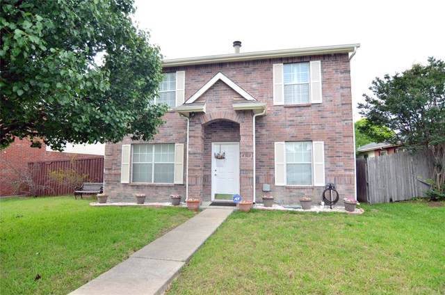 4313 Mesa Drive, Carrollton, TX 75010 (MLS #14195149) :: The Good Home Team