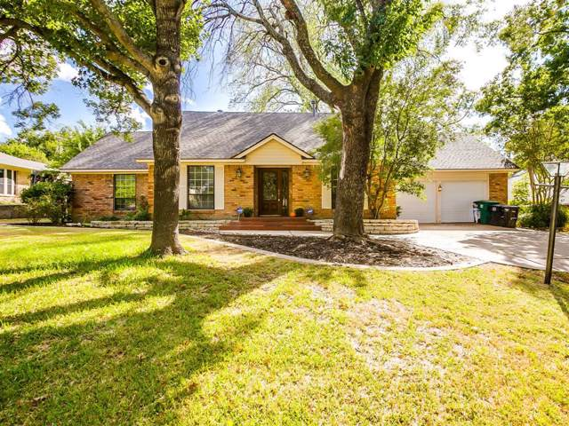 3821 Wharton Drive, Fort Worth, TX 76133 (MLS #14195178) :: The Mitchell Group