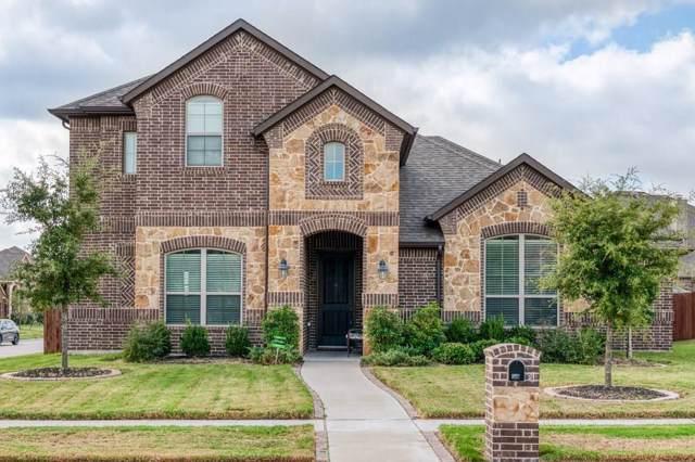 112 White Oak Lane, Red Oak, TX 75154 (MLS #14195213) :: RE/MAX Town & Country