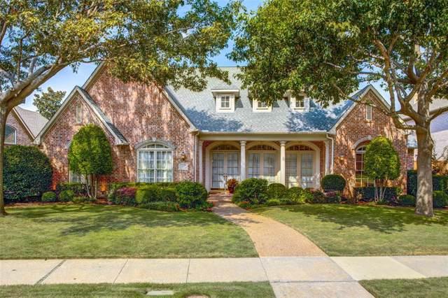 4647 Driftwood Drive, Frisco, TX 75034 (MLS #14195225) :: Lynn Wilson with Keller Williams DFW/Southlake