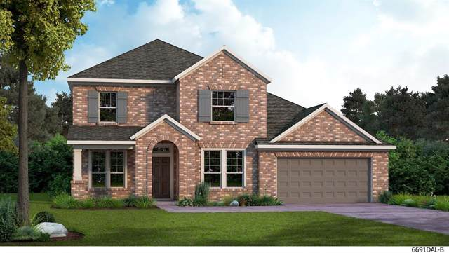 1668 Pegasus Drive, Forney, TX 75126 (MLS #14195245) :: The Real Estate Station