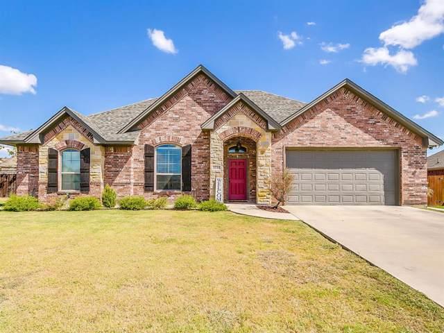 1716 Lakeway Drive, Cleburne, TX 76033 (MLS #14195251) :: The Rhodes Team