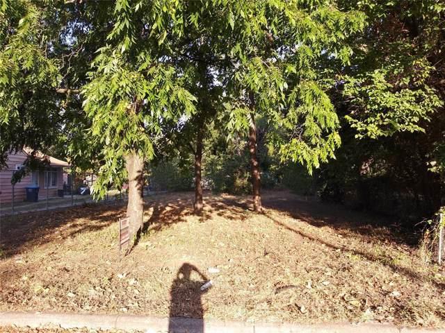 116 Cottonwood Street, Fort Worth, TX 76111 (MLS #14195256) :: Kimberly Davis & Associates