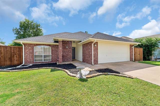 2018 Laney Drive, Sanger, TX 76266 (MLS #14195260) :: Lynn Wilson with Keller Williams DFW/Southlake