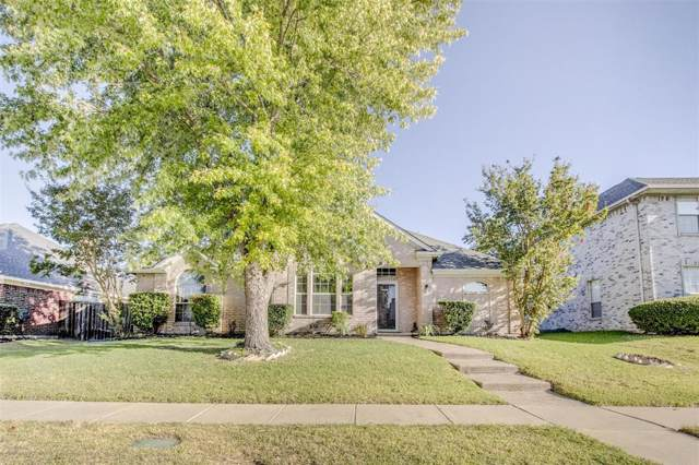 3821 Rolling Hills Drive, Plano, TX 75025 (MLS #14195265) :: Lynn Wilson with Keller Williams DFW/Southlake
