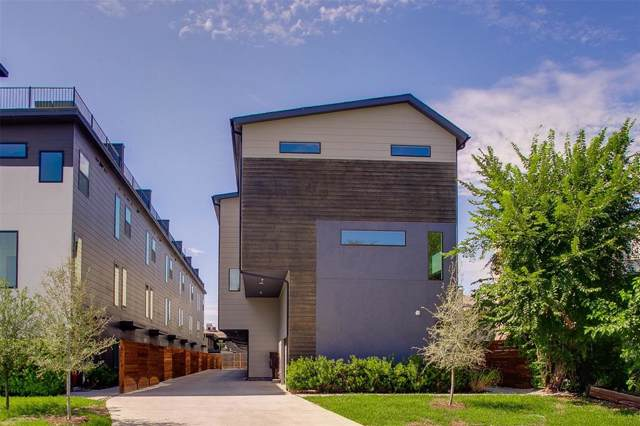 1725 Bennett Avenue #104, Dallas, TX 75206 (MLS #14195282) :: Robbins Real Estate Group