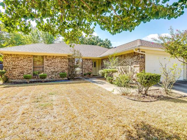 1917 Green Willow Drive, Fort Worth, TX 76134 (MLS #14195360) :: The Chad Smith Team
