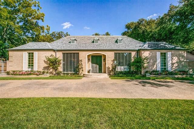 7127 Lakehurst Avenue, Dallas, TX 75230 (MLS #14195367) :: Lynn Wilson with Keller Williams DFW/Southlake