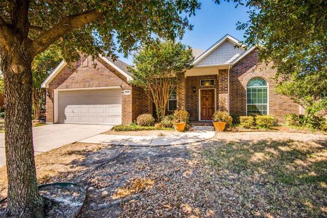 3109 Blue Sage Drive, Mckinney, TX 75071 (MLS #14195427) :: RE/MAX Town & Country