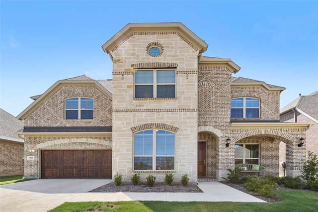 9100 Sandhills Drive, Lantana, TX 76226 (MLS #14195435) :: Team Hodnett