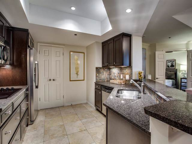 5909 Luther Lane #1900, Dallas, TX 75225 (MLS #14195512) :: Performance Team