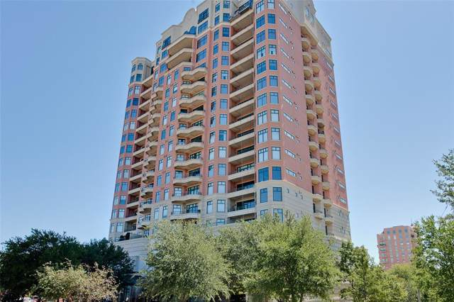 2828 Hood Street #1403, Dallas, TX 75219 (MLS #14195546) :: Front Real Estate Co.