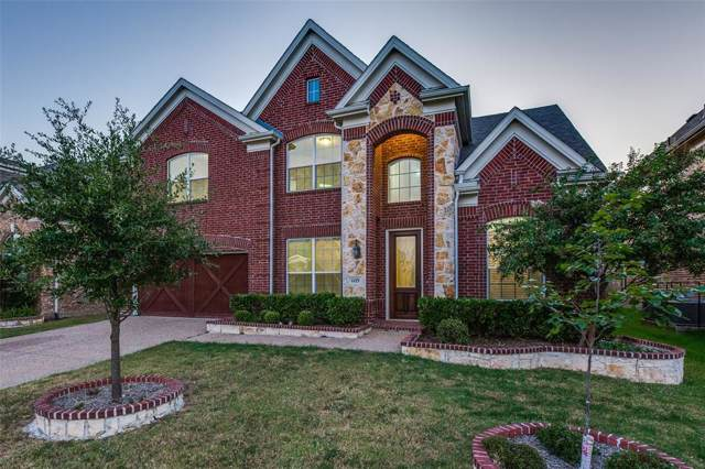609 Dividend Avenue, Plano, TX 75074 (MLS #14195561) :: The Star Team | JP & Associates Realtors