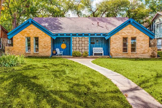 3905 Treeline Drive, Dallas, TX 75224 (MLS #14195580) :: Lynn Wilson with Keller Williams DFW/Southlake