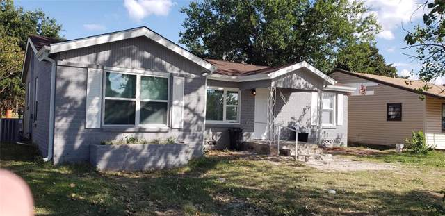 411 Ninth Street, Nocona, TX 76255 (MLS #14195628) :: All Cities Realty