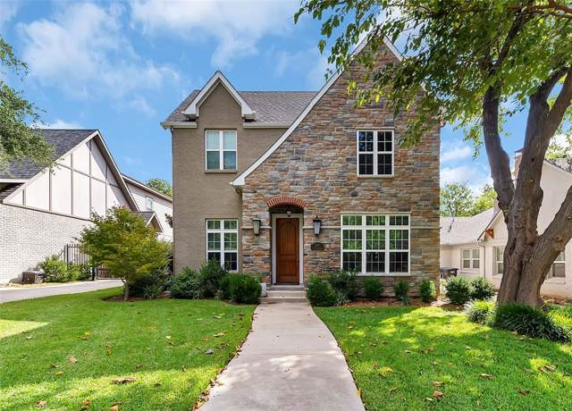 2219 Carleton Avenue, Fort Worth, TX 76107 (MLS #14195686) :: The Chad Smith Team