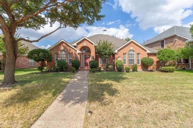 4555 Oak Shores Drive, Plano, TX 75024 (MLS #14195714) :: Lynn Wilson with Keller Williams DFW/Southlake