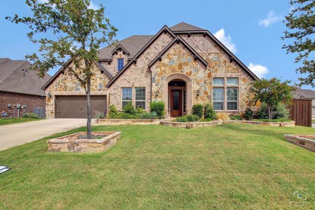 341 Saint Mark Lane, Prosper, TX 75078 (MLS #14195729) :: Lynn Wilson with Keller Williams DFW/Southlake