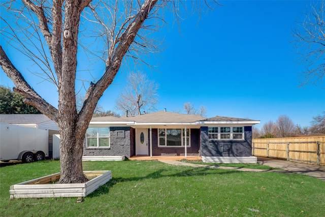 949 Banks Street, Fort Worth, TX 76114 (MLS #14195741) :: Lynn Wilson with Keller Williams DFW/Southlake